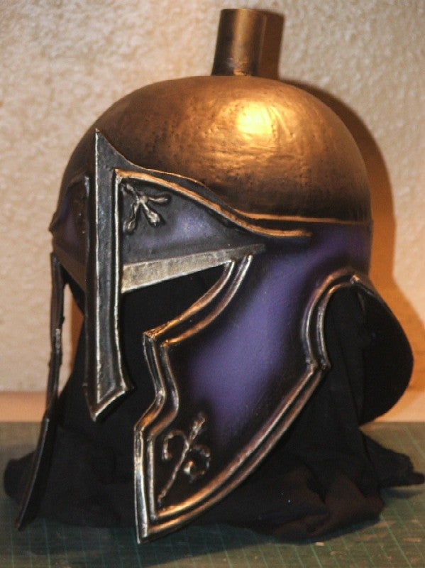 Spartan, Greek or Trojan Type Helmet