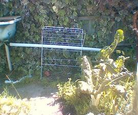 Simple Grey Water Gardening Hack