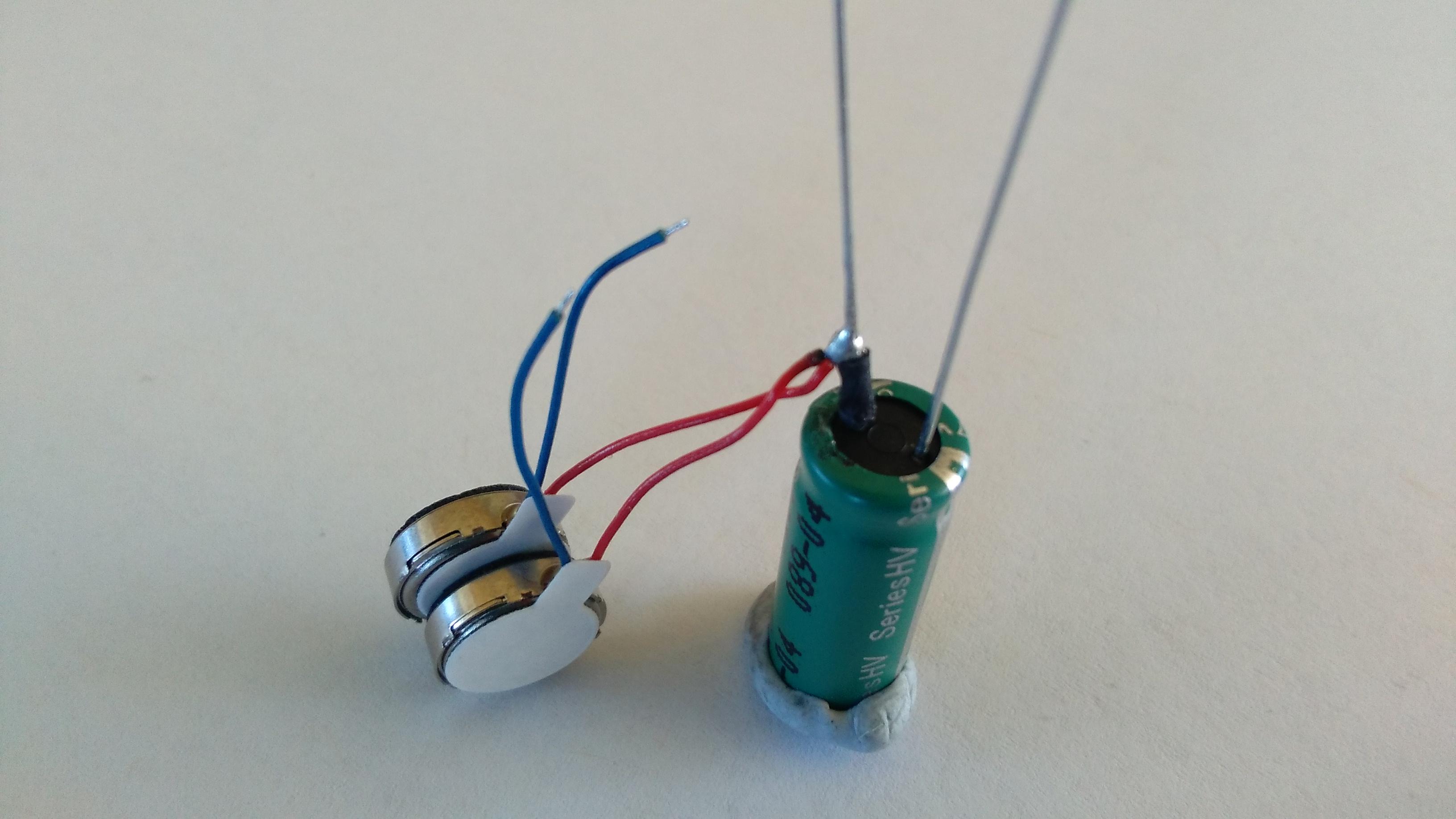 Picture of Building the Bot Unit: Motors