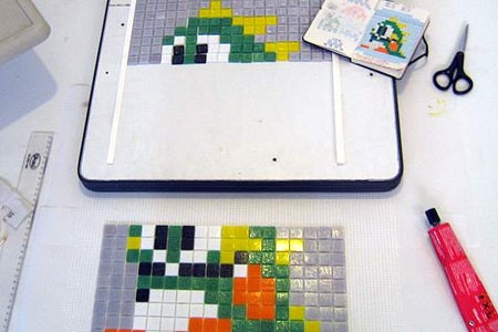 Final Mosaic: the Gluing