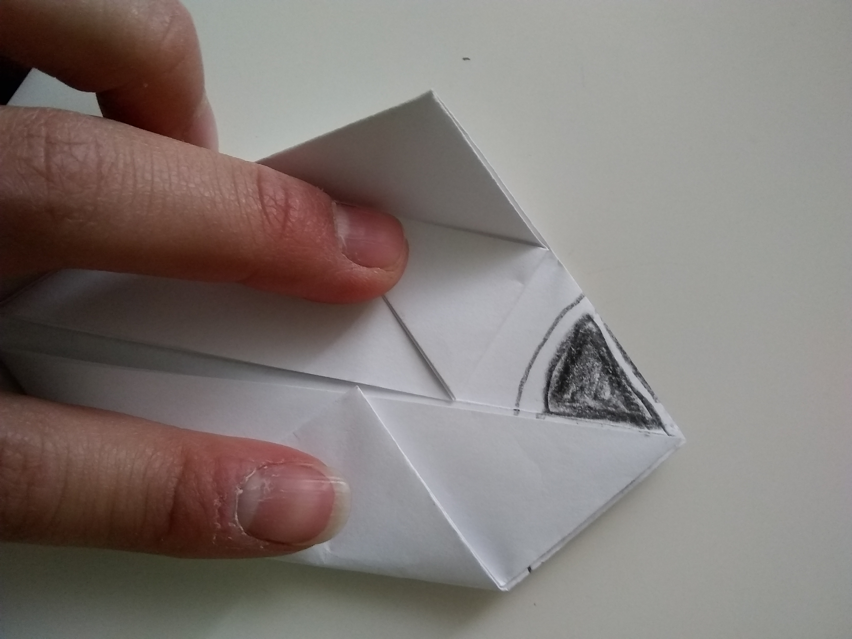 Picture of Step 3: Complicated Folds