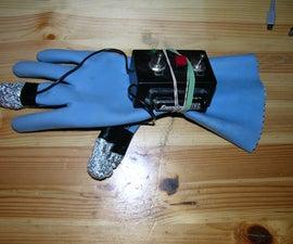 Tazer Glove