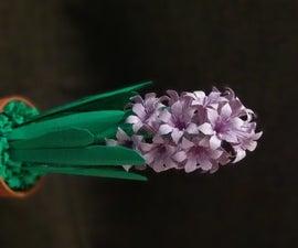 Origami Hyacinth
