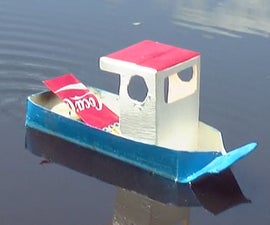 How to Make a Simple Pop Pop Boat