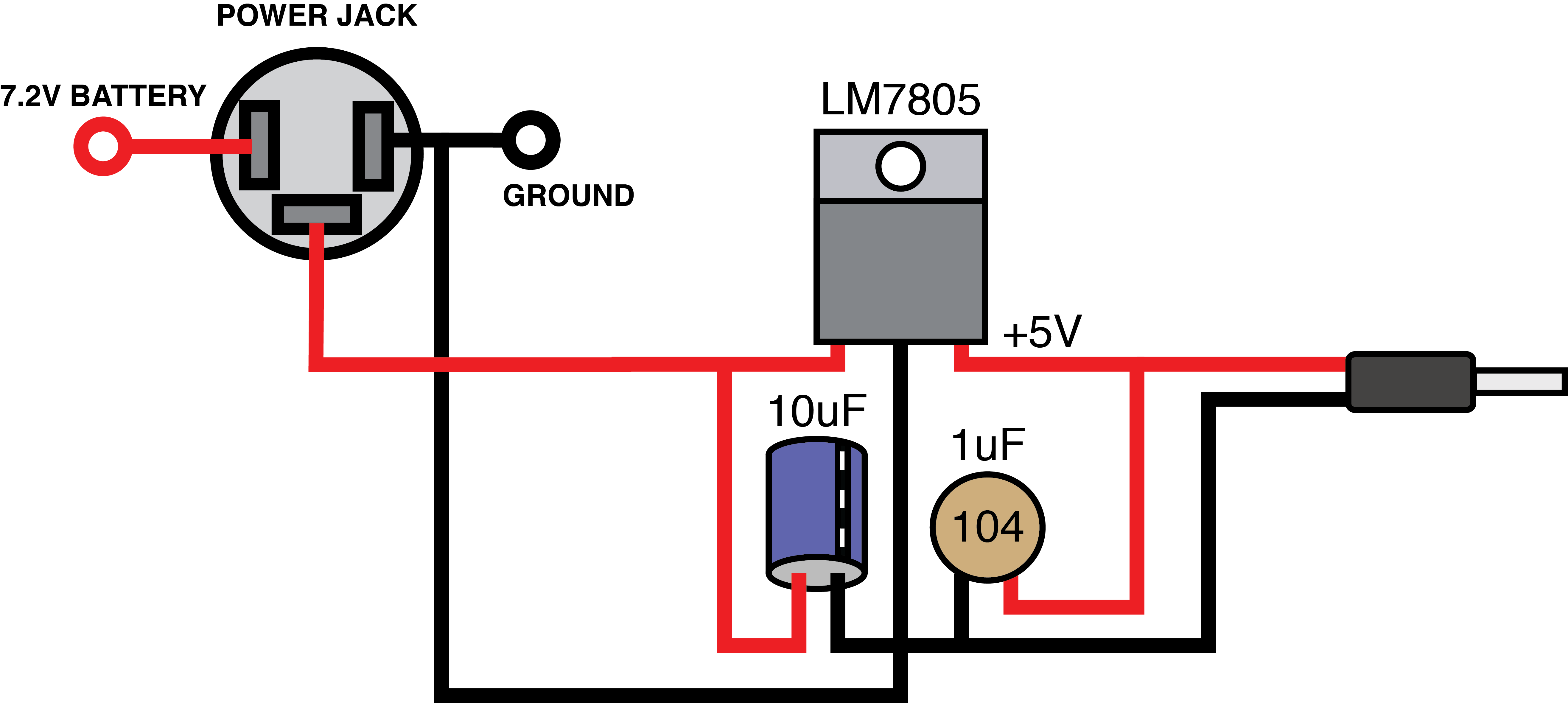 Picture of Power Conversion Circuit