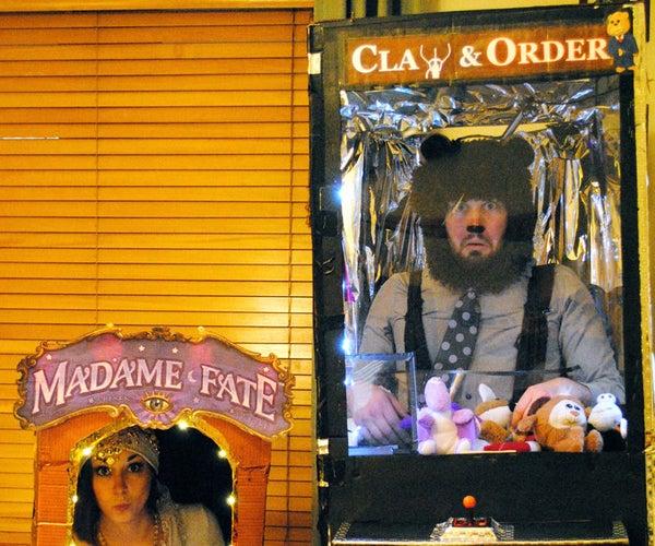 Interactive Arcade Game Couples Costume