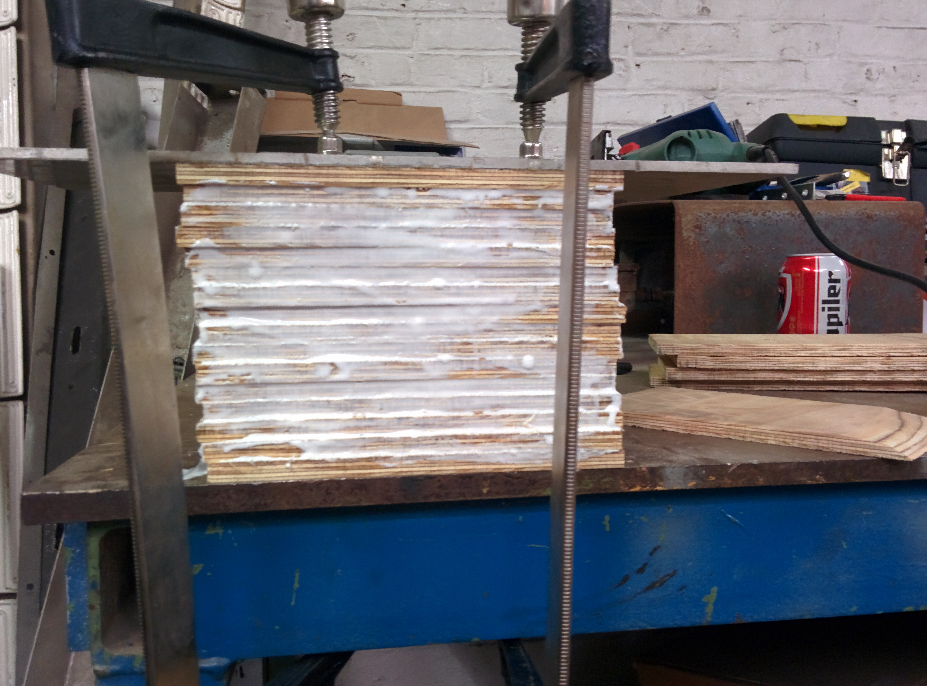 Picture of Creating the Wooden Block for Your Handle