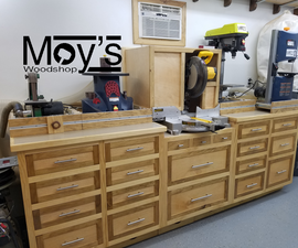 Miter Saw Station Build