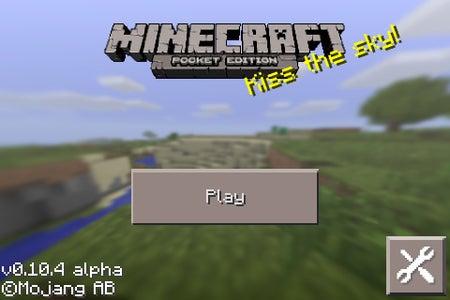 Open Minecraft