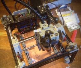Ant PCB Maker (modifications)