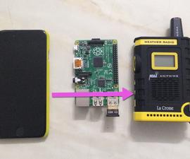 Raspberry Pi Wireless Bluetooth Audio FM Radio Transmitter