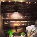 DIY Weatherboard Bed Head for Under $100