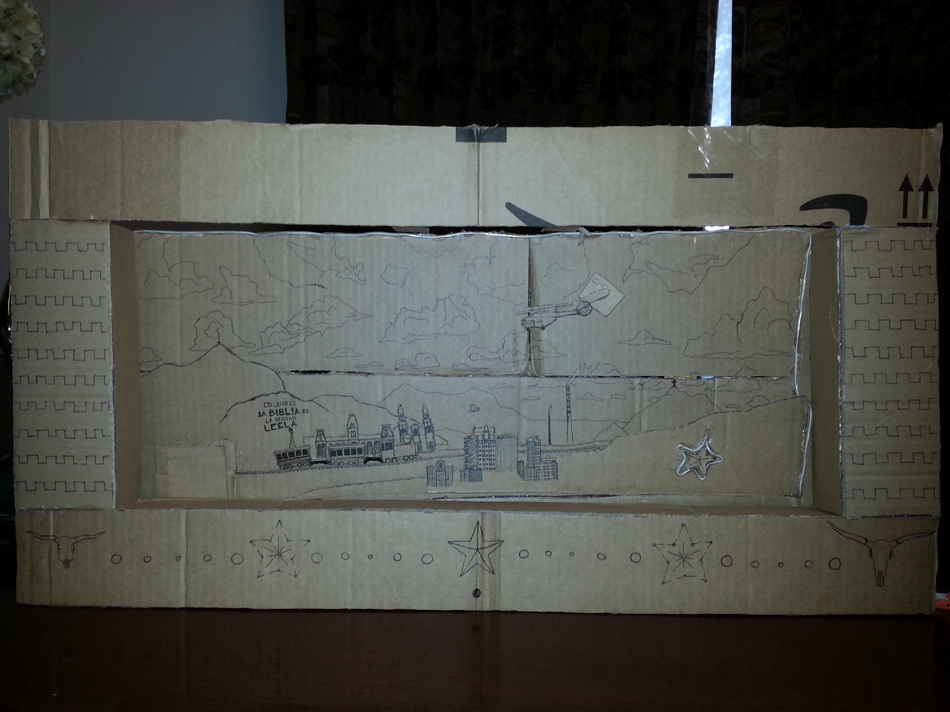 Picture of Juarez - El Paso LittleBits Train