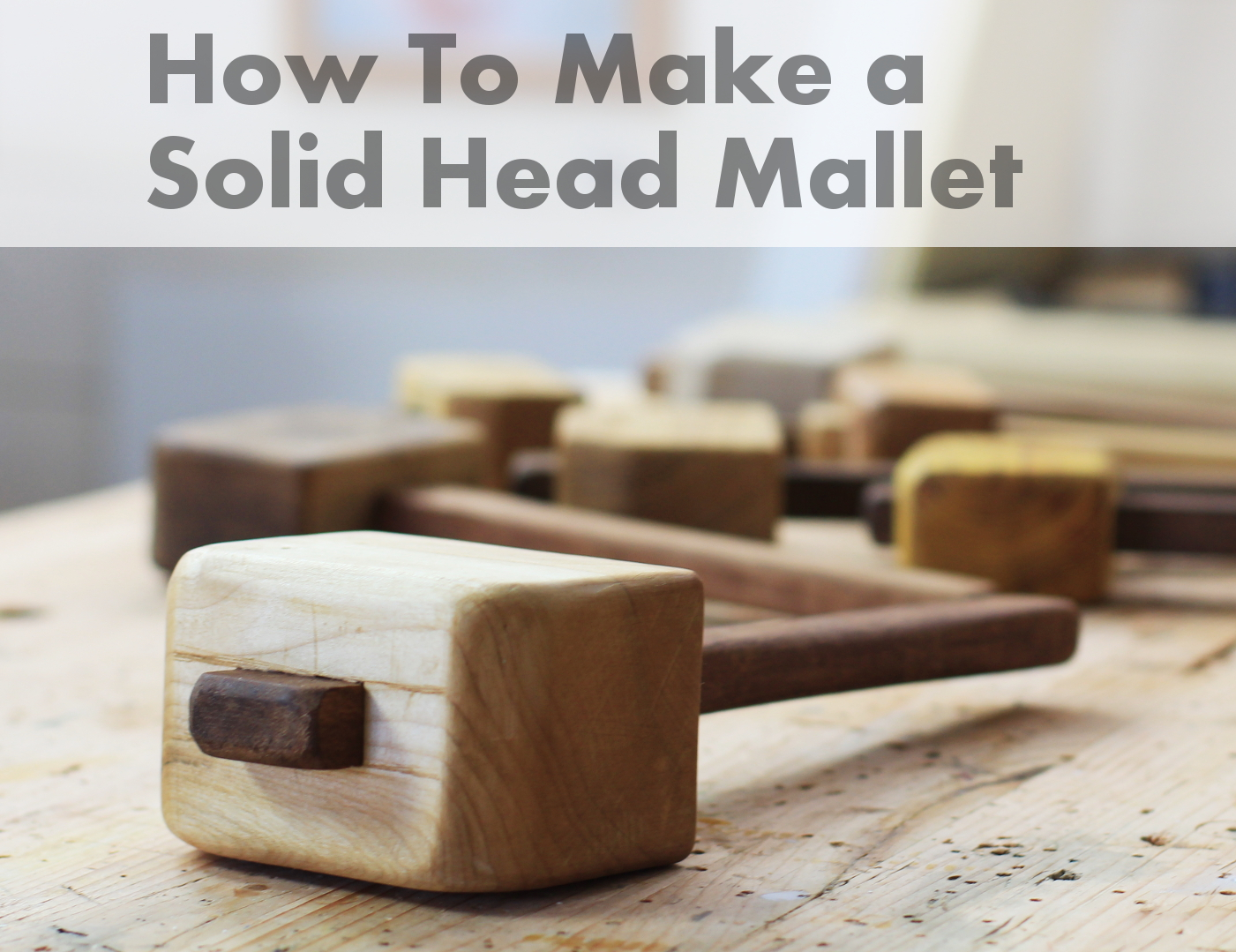 Picture of How to Make a Solid Head Mallet