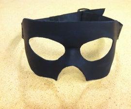 Leather Bandit or Hero Mask
