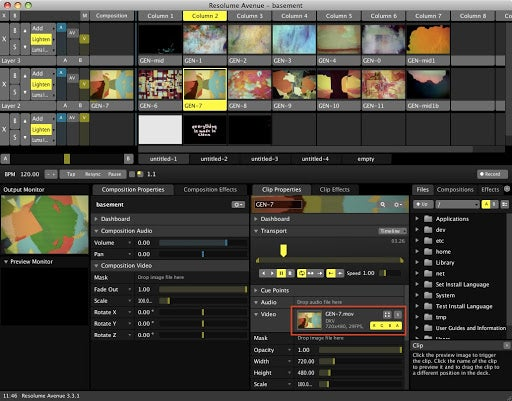 Summary -> Resolume 6 Video Training Resolume Vj Software