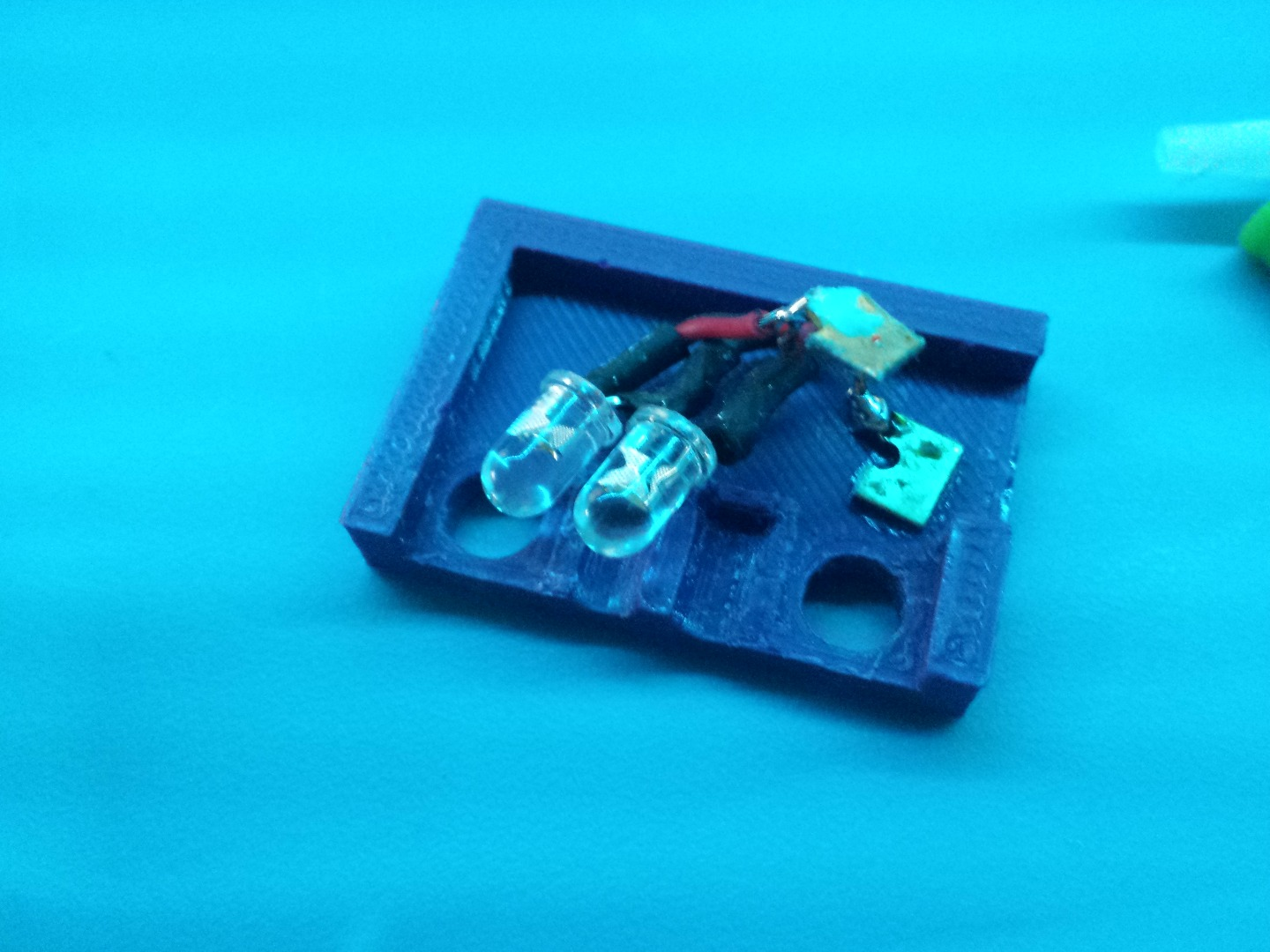 Picture of Create the Electronics