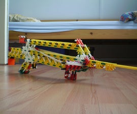 The H.A.W.C (Highly Accurate War Crossbow) Version 10.0