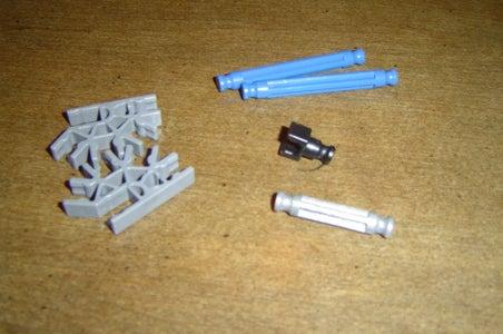 Knex RBG (small and Easy to Make)