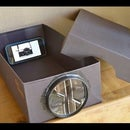 DIY Smartphone Projector - How To Make Your Own Mobile Projector - Easy-To-Make