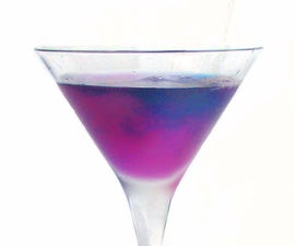 Color-Changing Cocktails