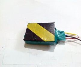 Easy 8 Volt 1 Amp Pocket Power Supply