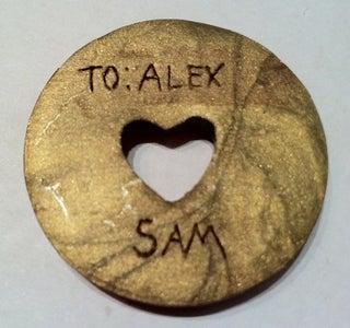 """""""Token of My Love""""- Valentine's Day Love Token"""