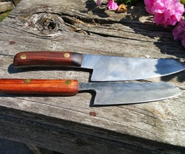 Make Professional Quality Knives at Home
