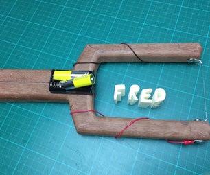 Portable Hot Wire Foam Cutter