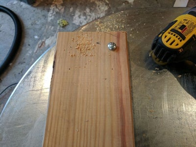 Step 3: Place Your Wheels, Drill Your Holes