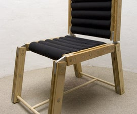 Four Square Chair