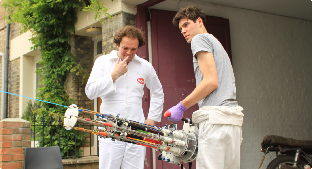 Picture of 7 Things We Learnt Building the Sugru Rainbow Gatling Water Pistol
