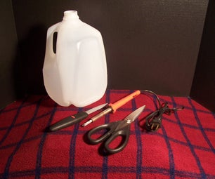 Wintersowing Tips-Preparing Milk Jugs