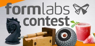 Formlabs Contest