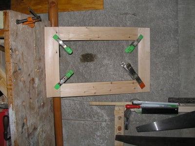 Build the Foldout Legs