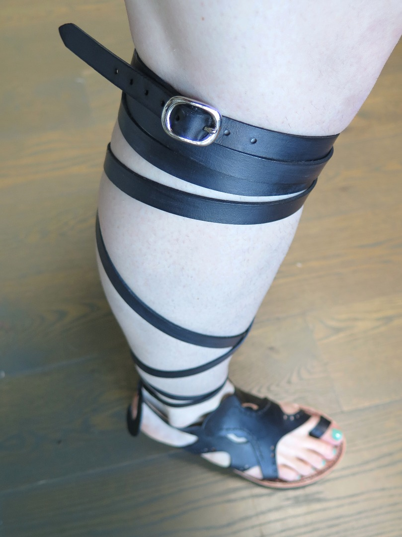 Picture of Adding the Straps