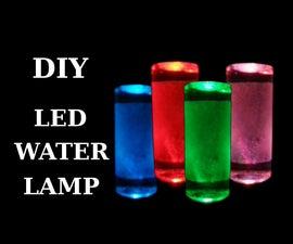 DIY - LED Water Lamp