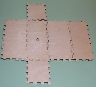 Layout Pieces