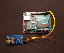 Connect Arduino Uno With ESP8266