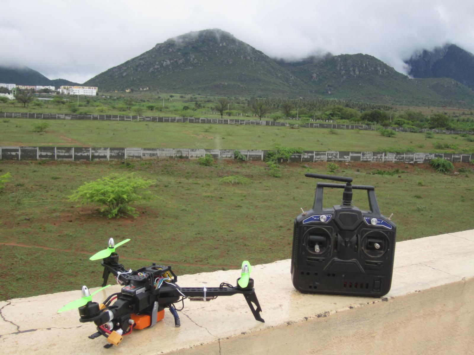 Picture of Cheap Versatile Mini Tricopter