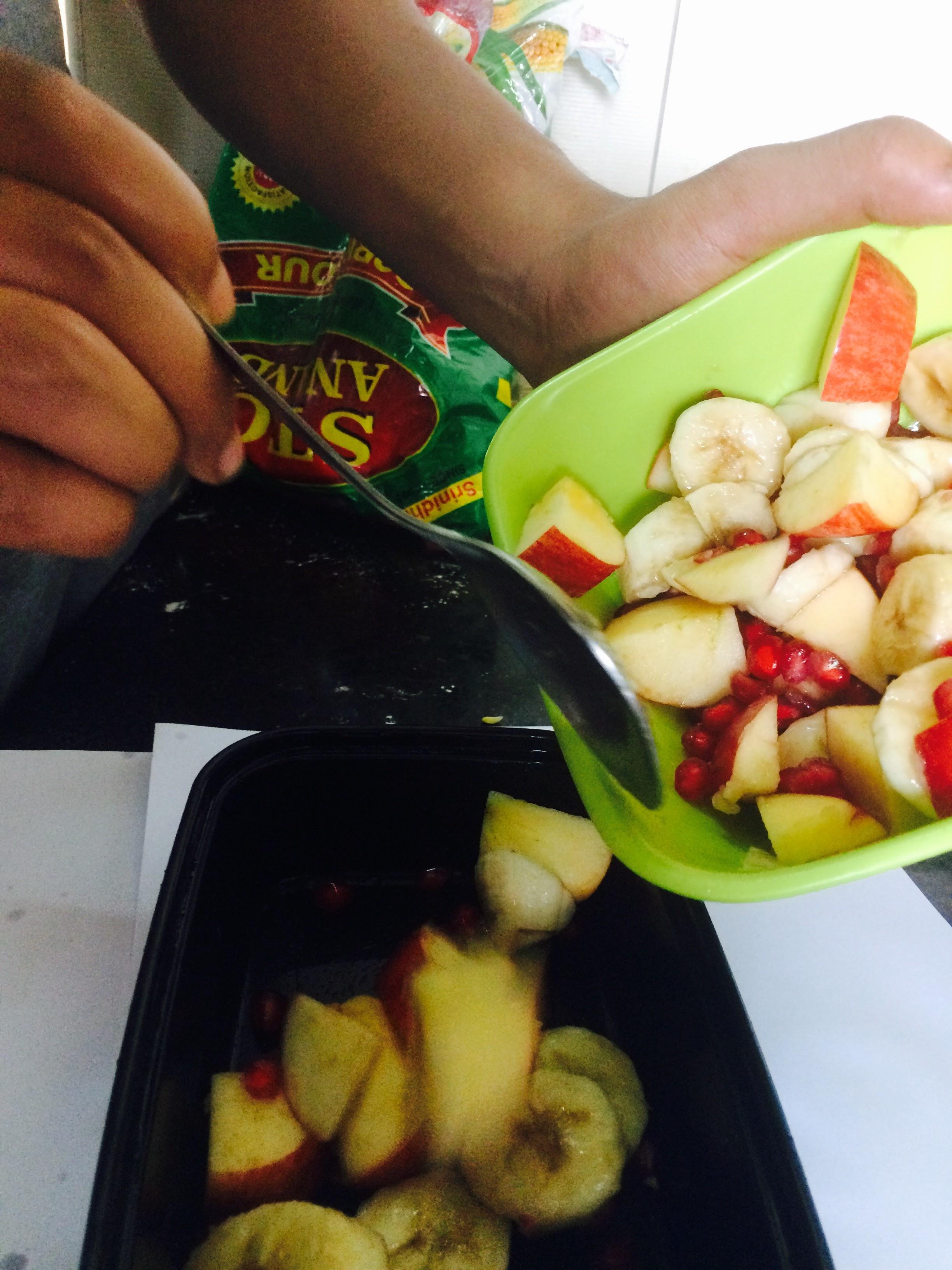 Picture of Prepare the Salad