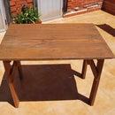 Mesa Plegable Para Terraza - Folding Table Terrace