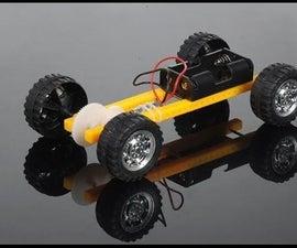 Make a Powerful Racing Solar Car Fun