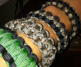 Paracord Bracelet W/Buckle