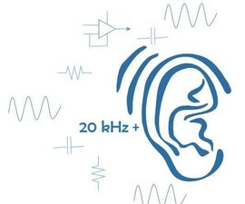 Ultrasound Listener. Electronics that expand your auditory perception