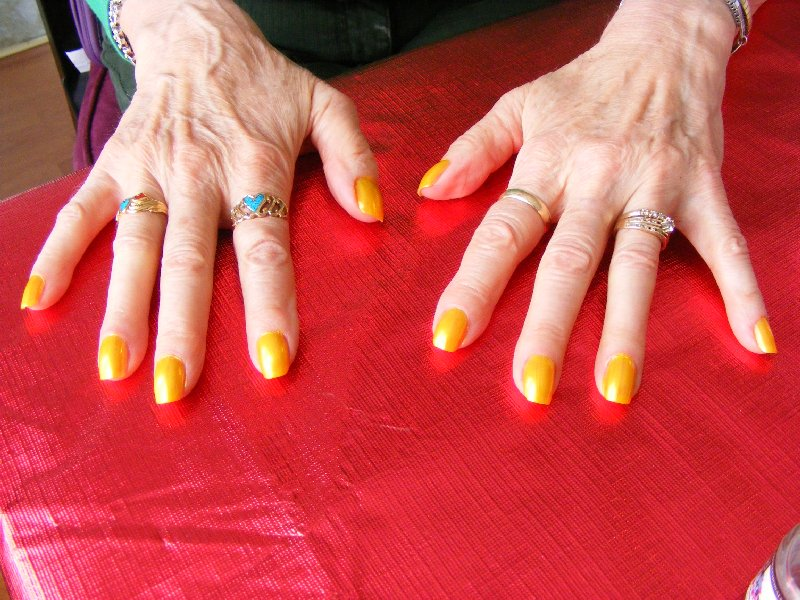 Picture of Paint the Nails