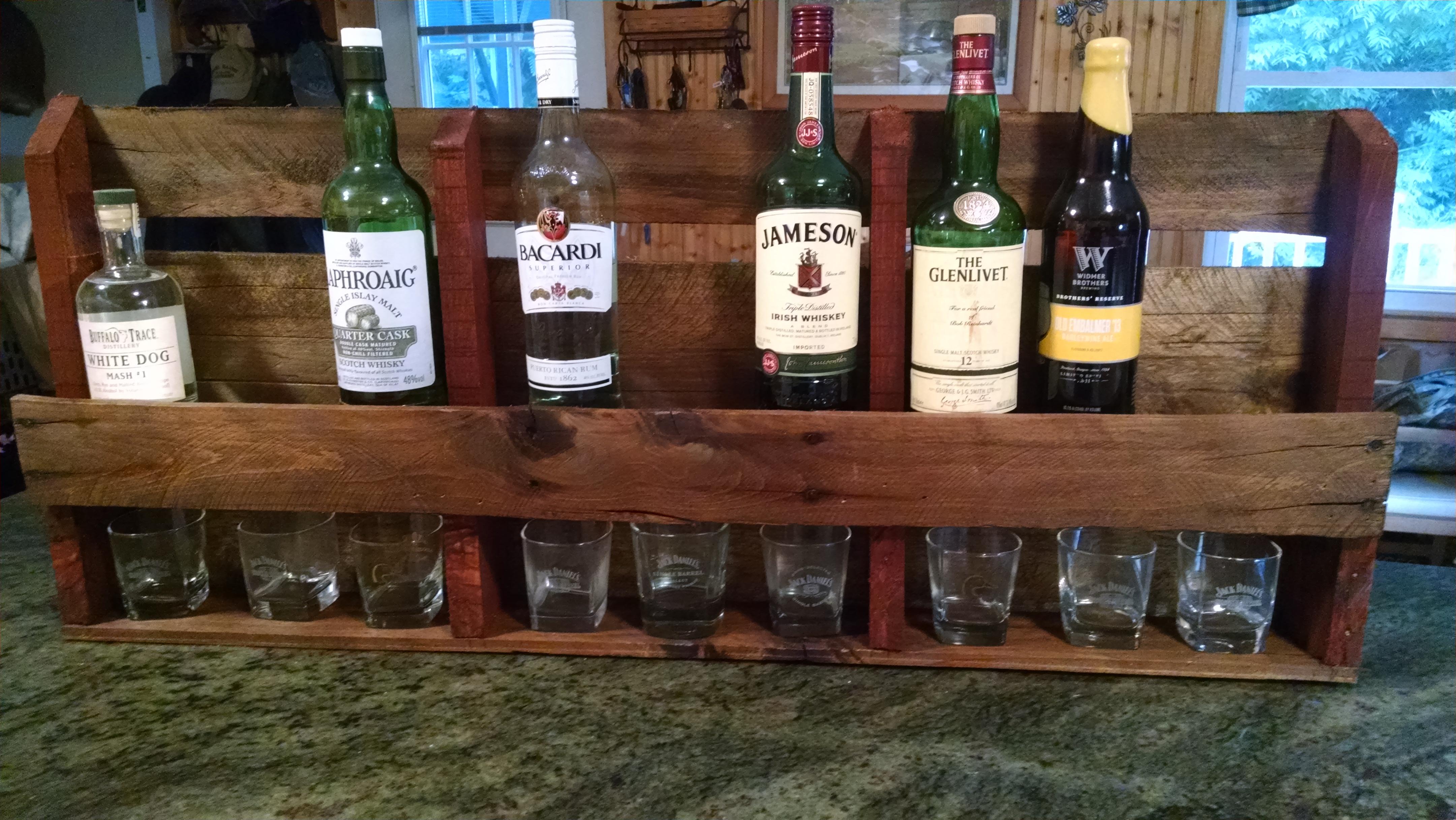 Picture of Liquor Rack