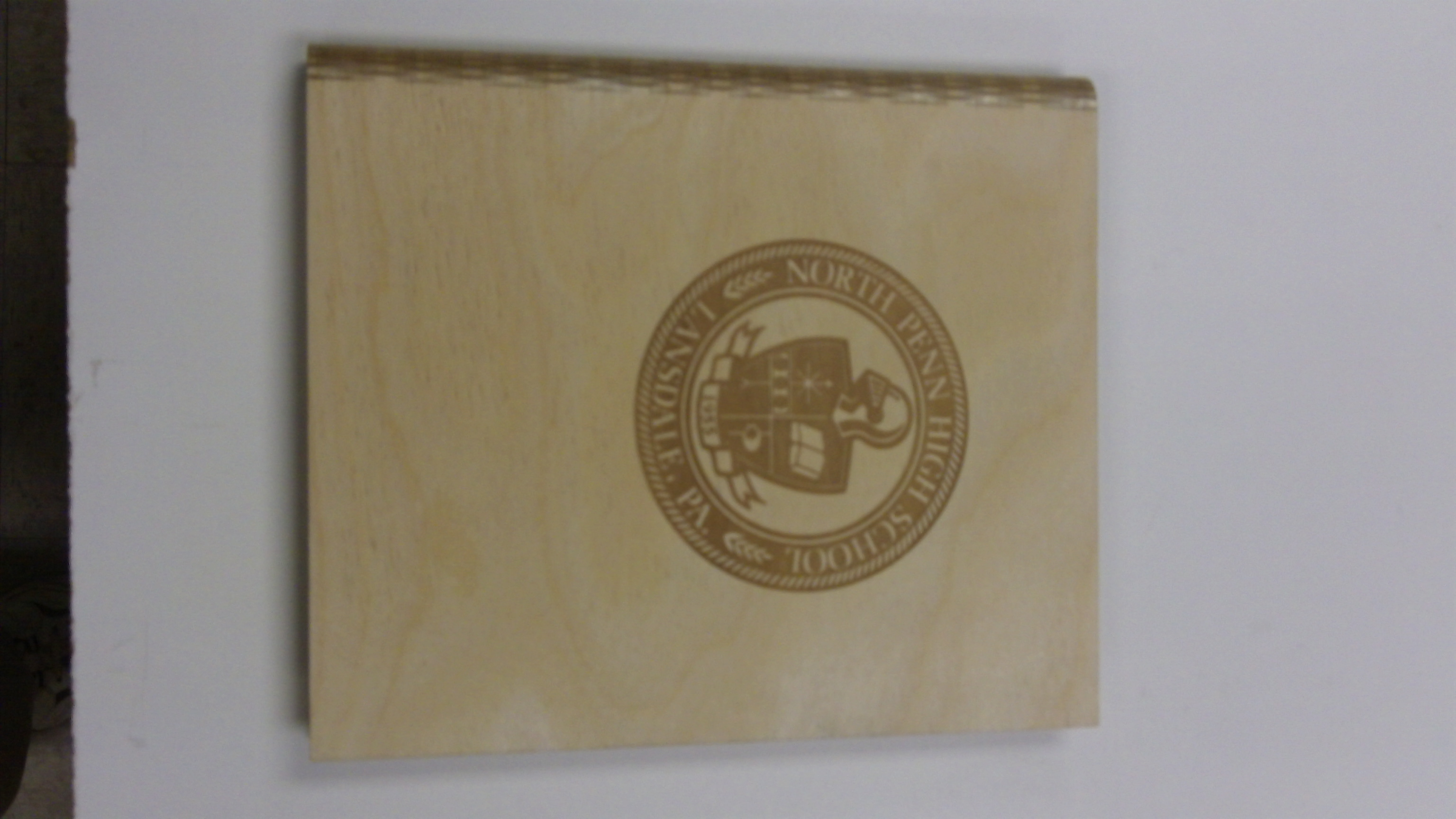 Picture of Wooden Ipad Case