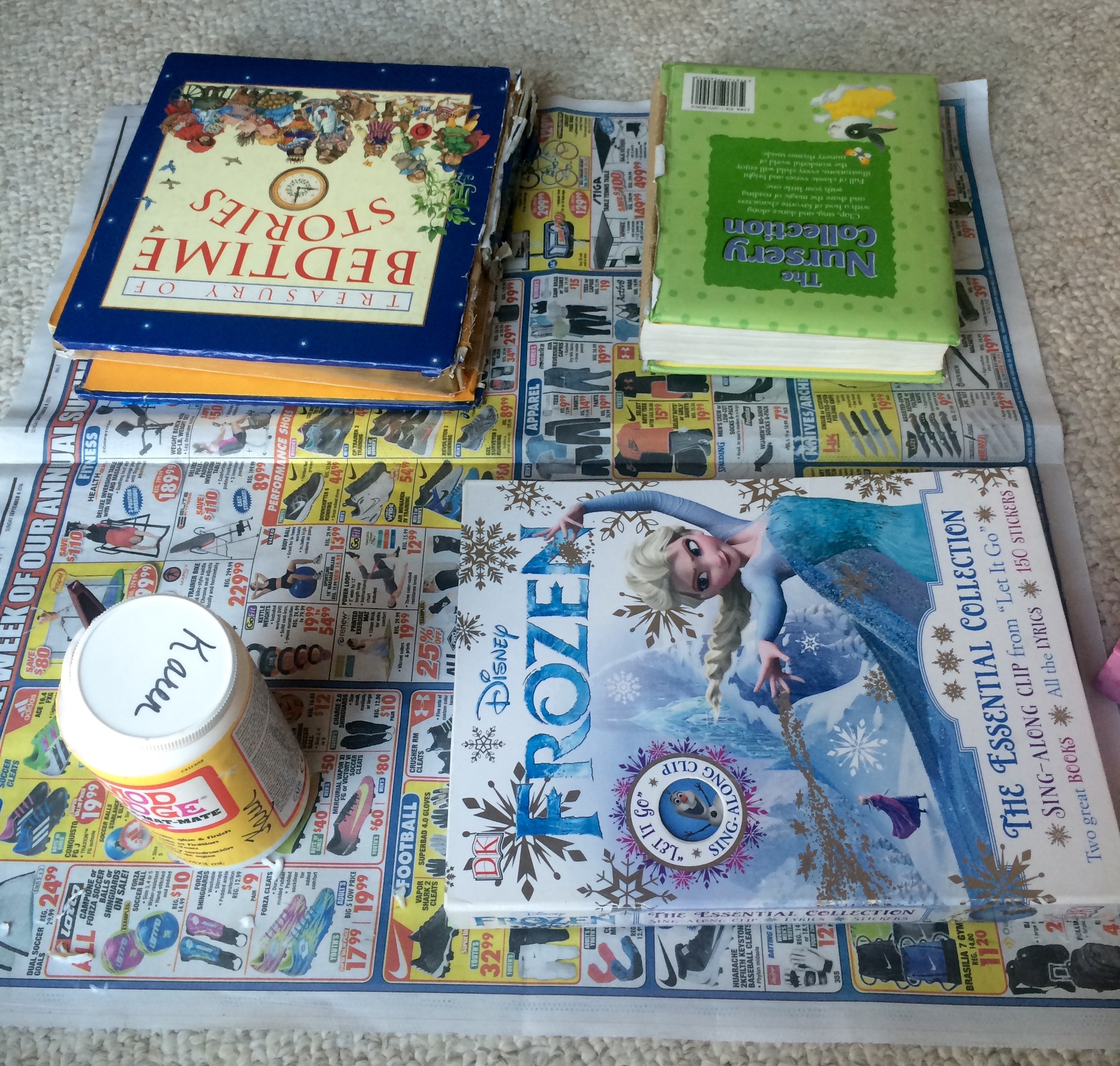 Picture of Decoupage Your Puzzle