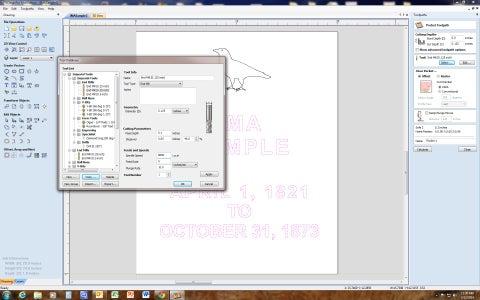 Prepare ShopBot Cutting File(s)